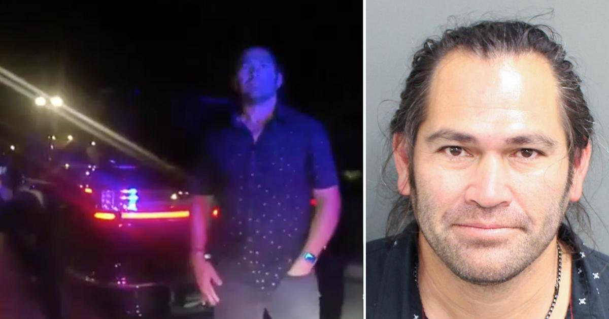 johnny damon dui arrest police bodycam video wife fpd