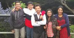 farhan family
