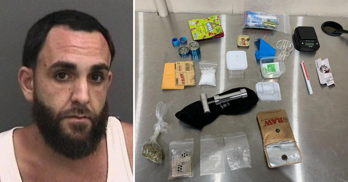 florida man charged with murder in overdose death after social media campaign helps find him
