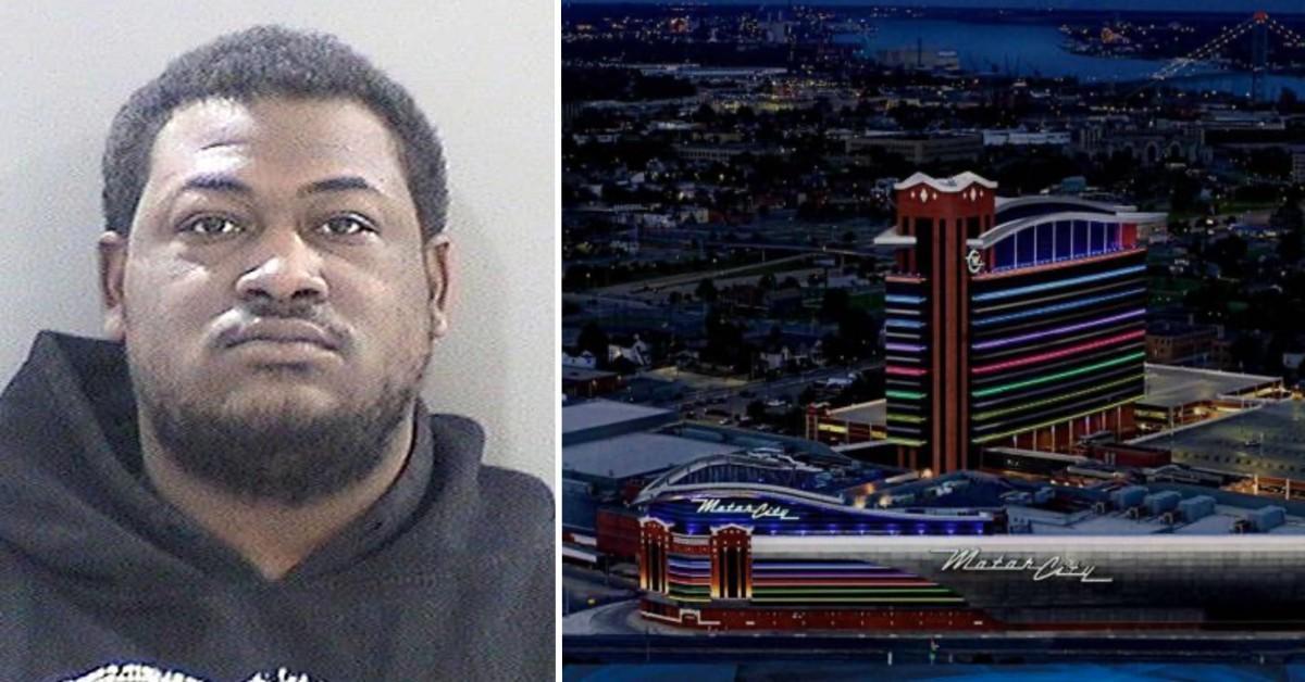 man dead after shot in casino parking garage