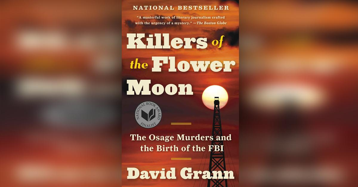 book club killers of the flower moon fpd