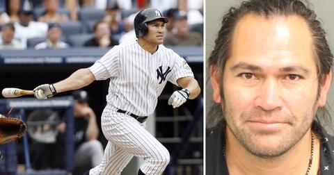 mlb johnny damon arrested dui wife michelle battery police officer fpd