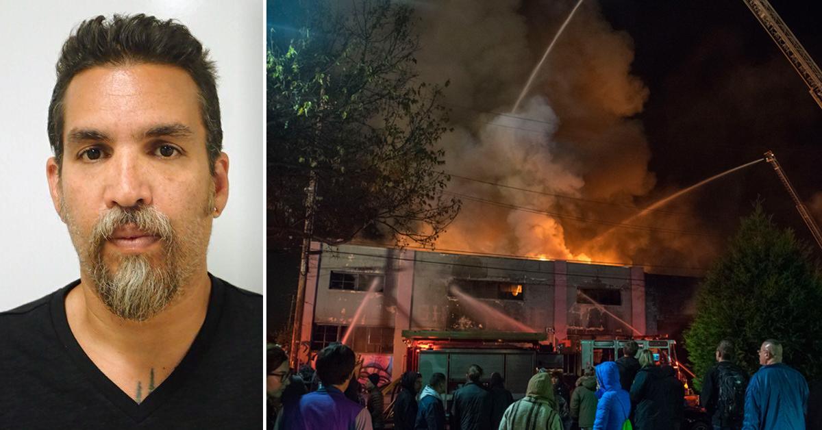 ghost ship oakland fire deaths artist sentence manslaughter fpd
