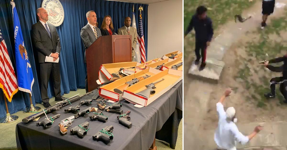 latin kings boston arrest gang plea drugs guns fpd