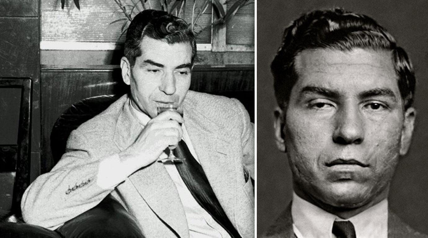 lucky luciano the real godfather pf