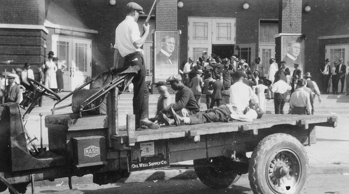 dick rowland tulsa race riots massacre pf