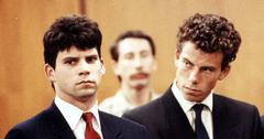 Menendez Brothers Lyle and Erik
