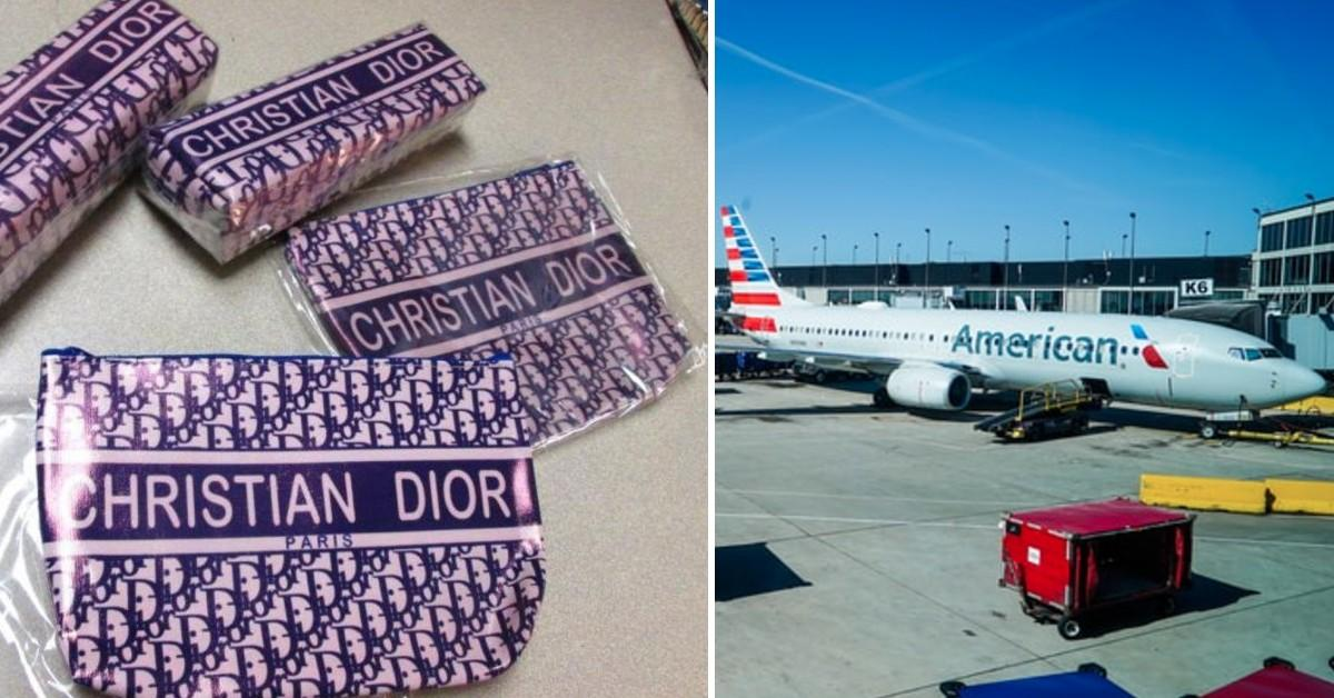 counterfeit items seized at chicago airport