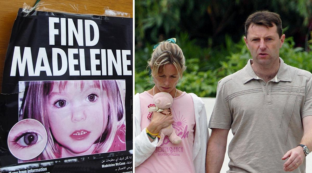 catching a monster murder madeleine mccann portugual germany pf
