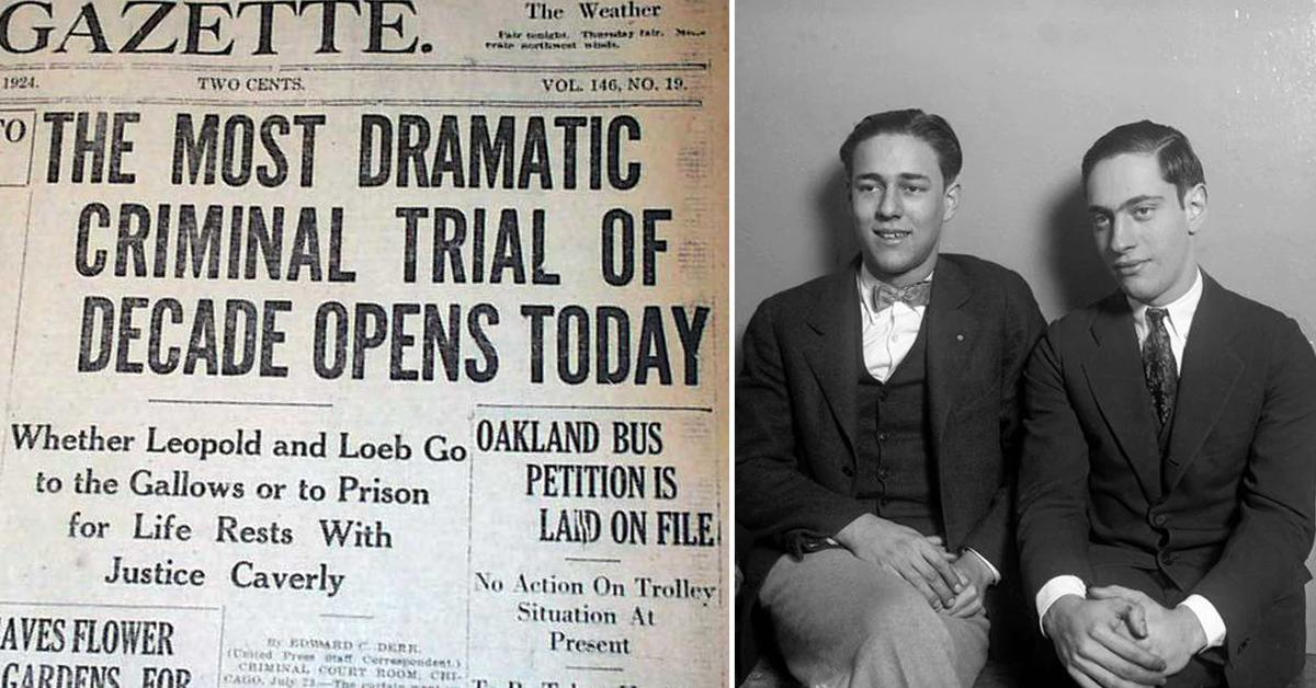 loeb leopold trial look case century chicago fpd