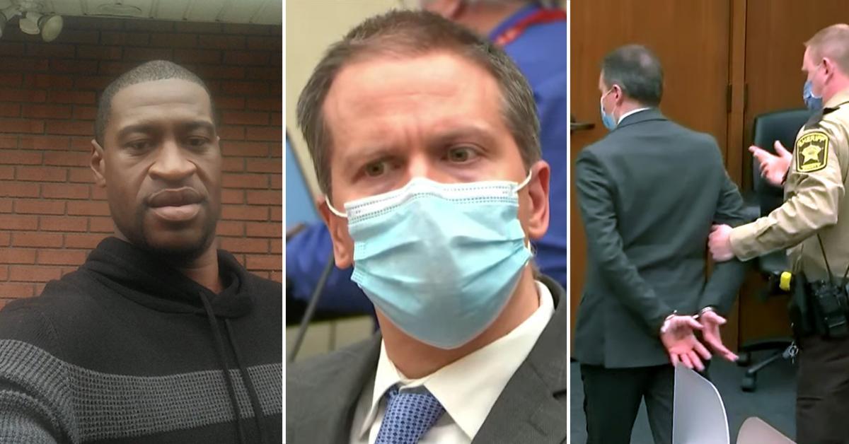 derek chauvin jury guilty george floyd fpd