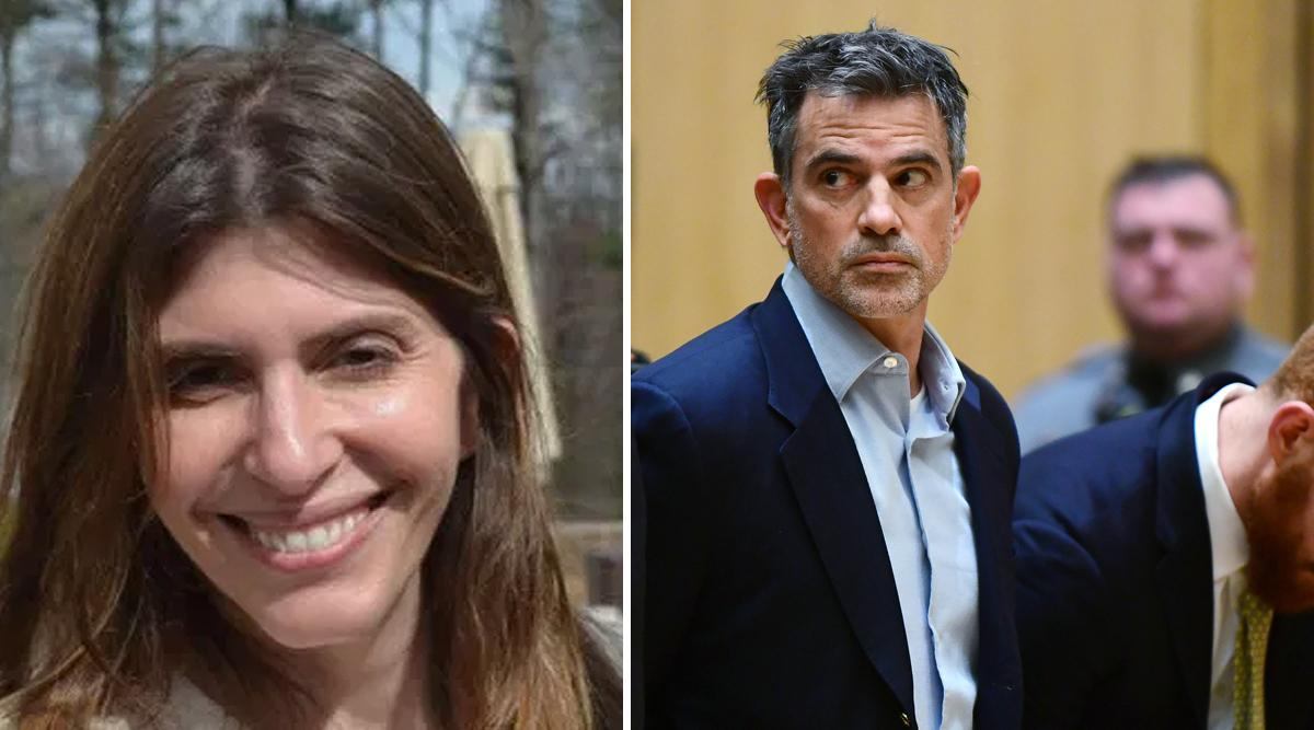 police excavator spotted home missing connecticut mom jennifer dulos pf