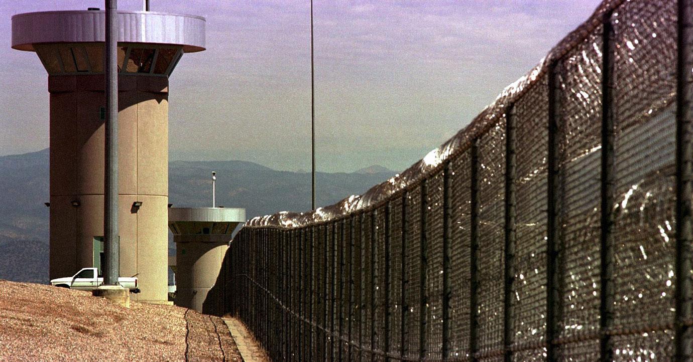mega prison outside