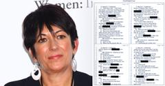 ghislaine maxwell denies ever giving massage in depo perjury charges fpd