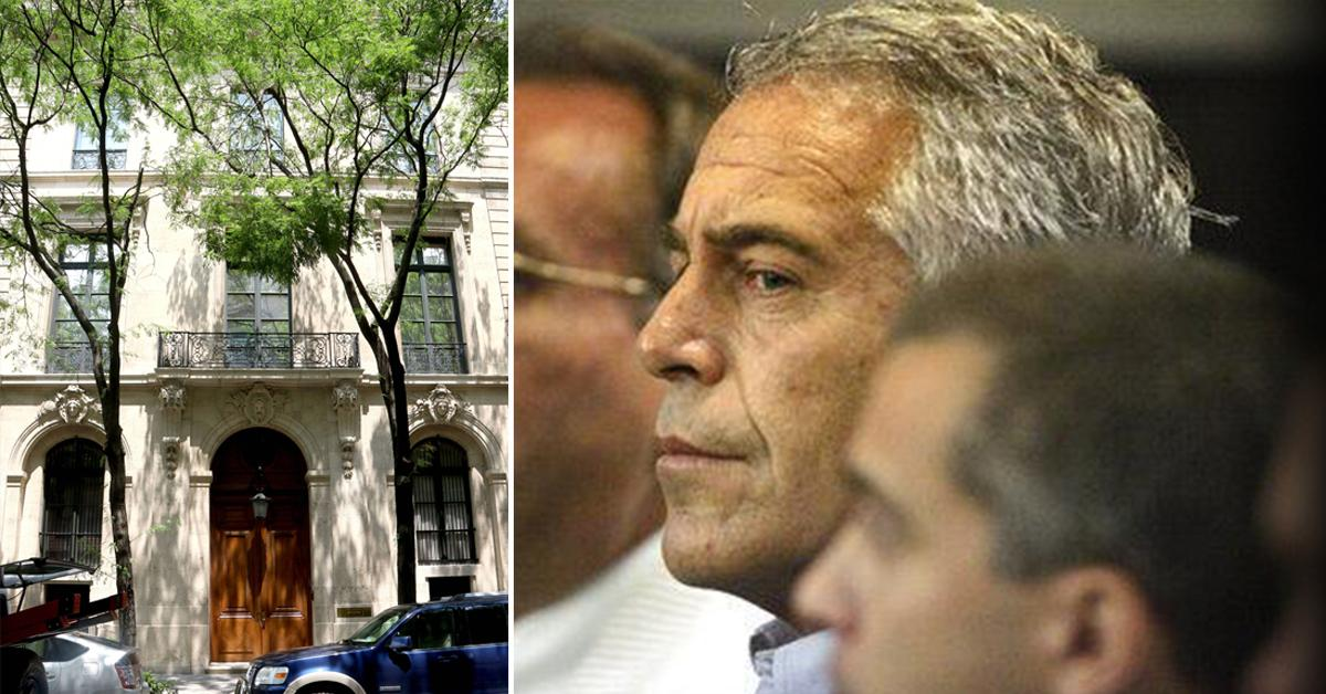 jeffrey epstein nyc mansion sell millions fpd
