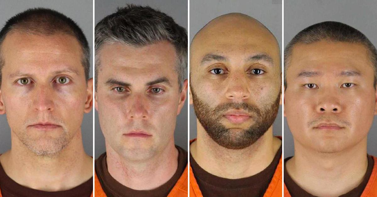 feds indicted the goerge floyd cops